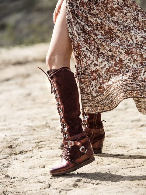 El Vaquero Boots - Fall Winter 2017/2018