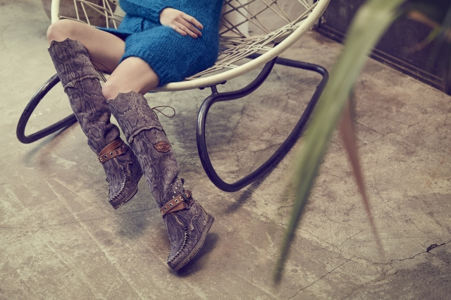 El Vaquero Boots - Living Wonders Fall Winter 2018/2019